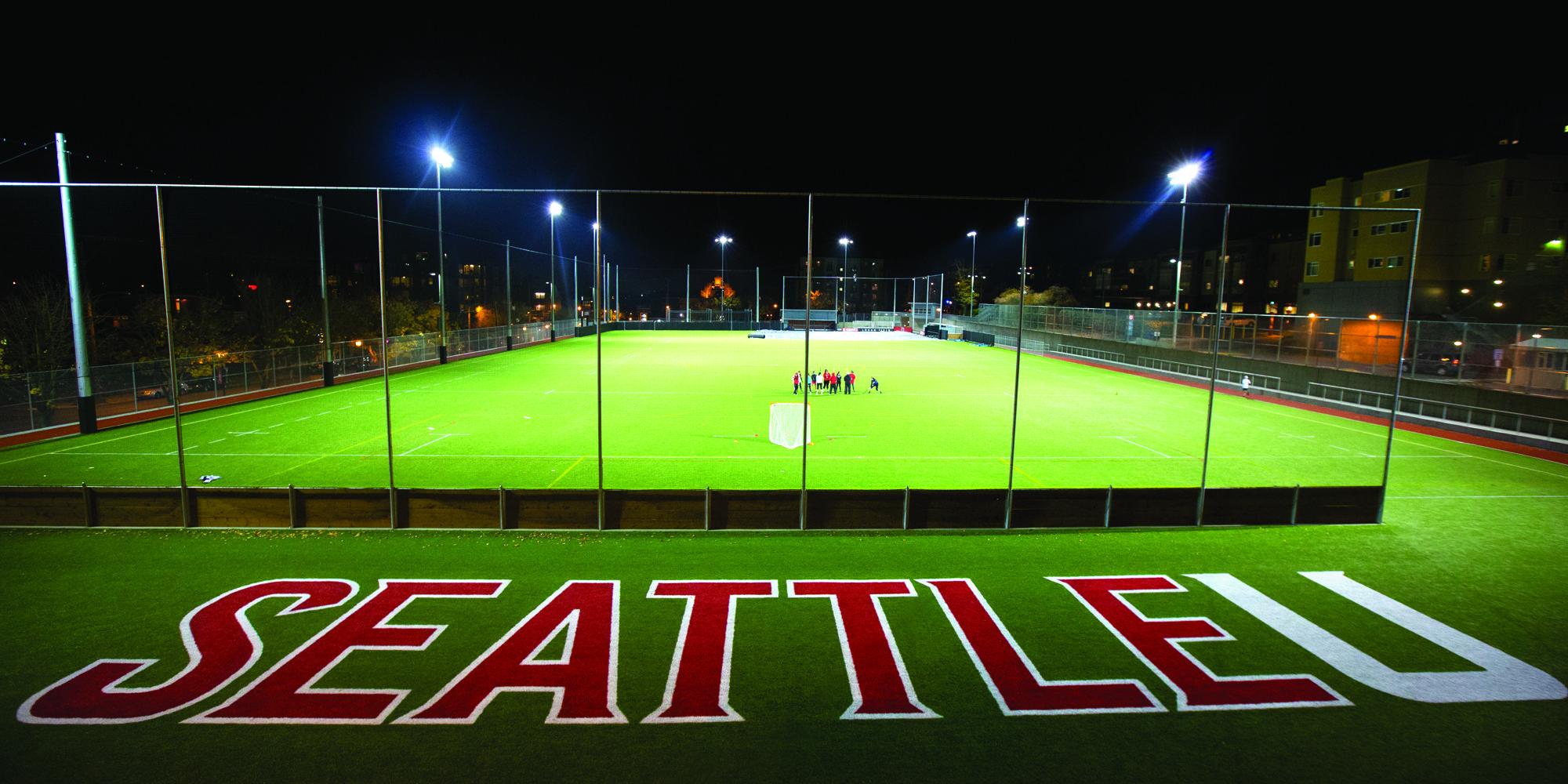 Netex Soccer Netting Installation